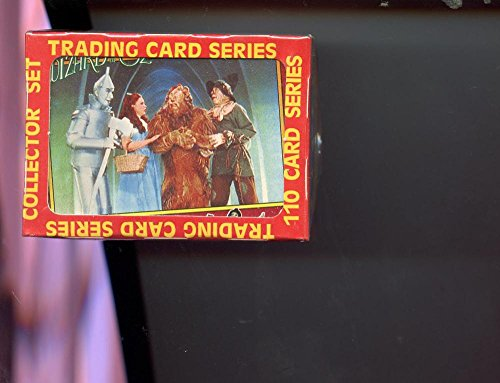 1990 Pacific Wizard of Oz Trading Card Complete Set Box SEAL