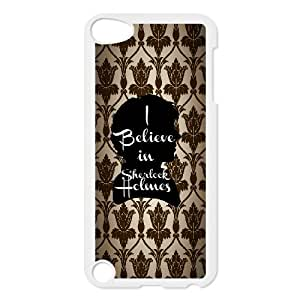 Ipod Touch 5 Phone Case Sherlock Case Cover PP8B313607