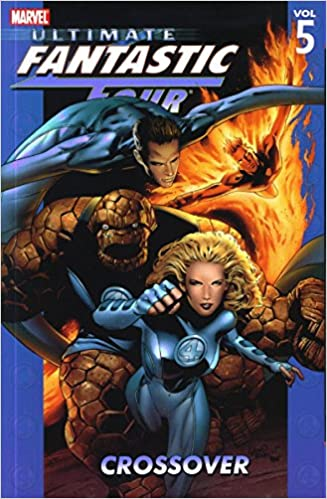 Carey Ultimate Fantastic Four Volume 6 HC Mike,