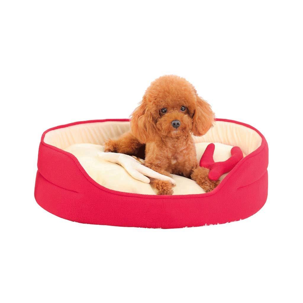 MMAWN 整形外科犬のベッド-洗える、3サイズのプレミアムメモリフォームペット犬ソファベッドラウンジャー-犬用 (Size : 65cm)  65cm