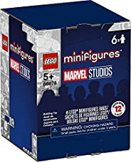 LEGO Minifigures Marvel Studios 66678 Building Kit; an Awesome Gift for Fans of Super Hero Building Toys; New