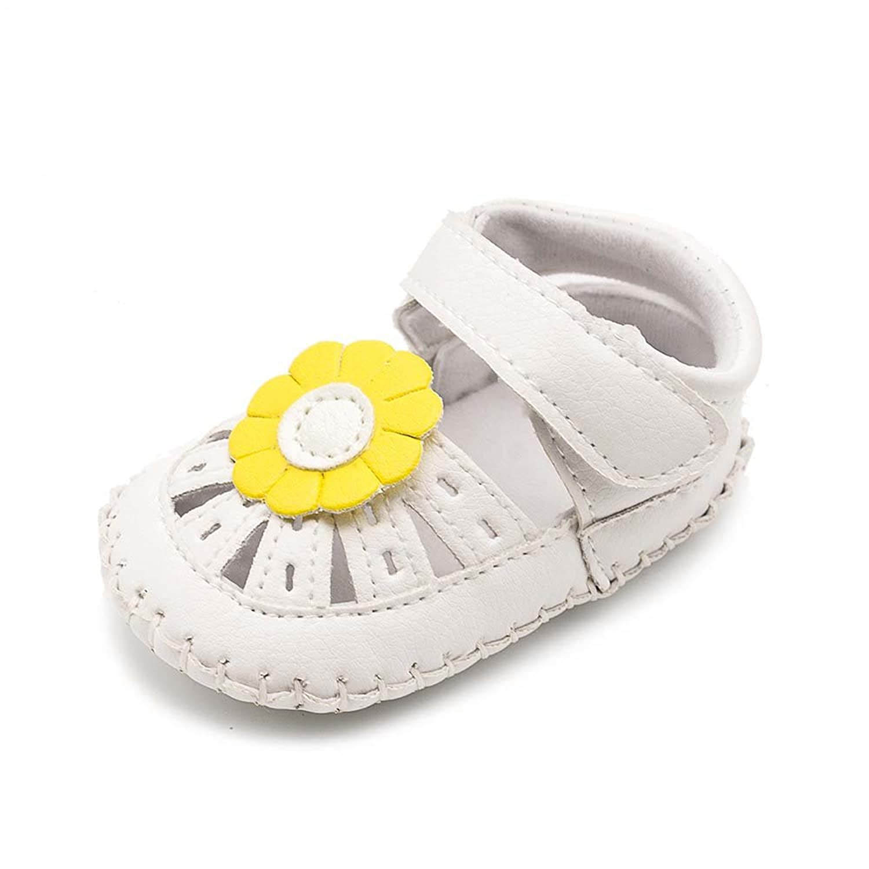 e7e2edc96 1 Pares Niños bebé Niños Niños Zapatos Antideslizante Flor Hueco PU Niños  Sandalia