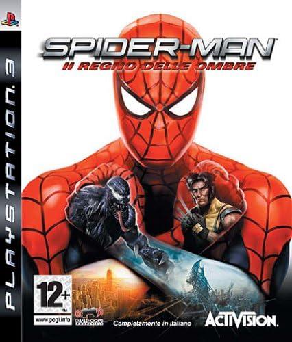Activision Spider-Man - Juego (PlayStation 3, Acción, E10 + (Everyone 10 +)): Amazon.es: Videojuegos