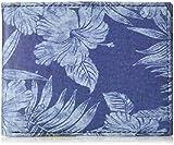 Tommy Bahama Men's Floral Slimfold Wallet