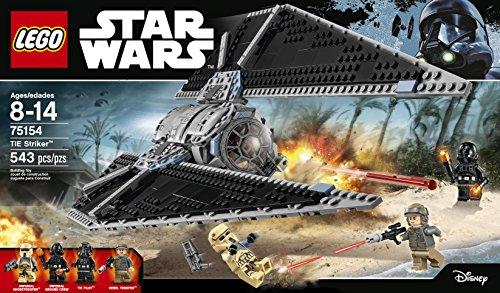 LEGO STAR WARS TIE Striker 75154