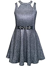 buy popular 272bf 36920 hannah banana coral ivory lace tween dress ... b8016110a
