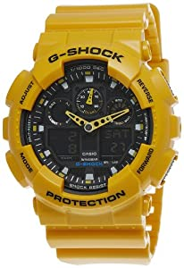 Casio Men's G-Shock Watch GA100A-9A