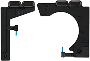 Laptop Left Right Speaker Set Module Flex Cable Replacement Compatible with MacBook Pro Retina 13 inch A2159 Mid 2019 EMC 3301