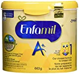 Best Baby Tubs - Enfamil A+ Baby Formula, Powder Tub, 663g Review