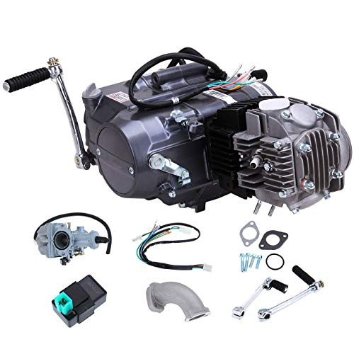 125CC 1P52FMI 4-Stroke Motor Engine&Parts Air-cooling CDI For Honda CRF50 Z50 US ()