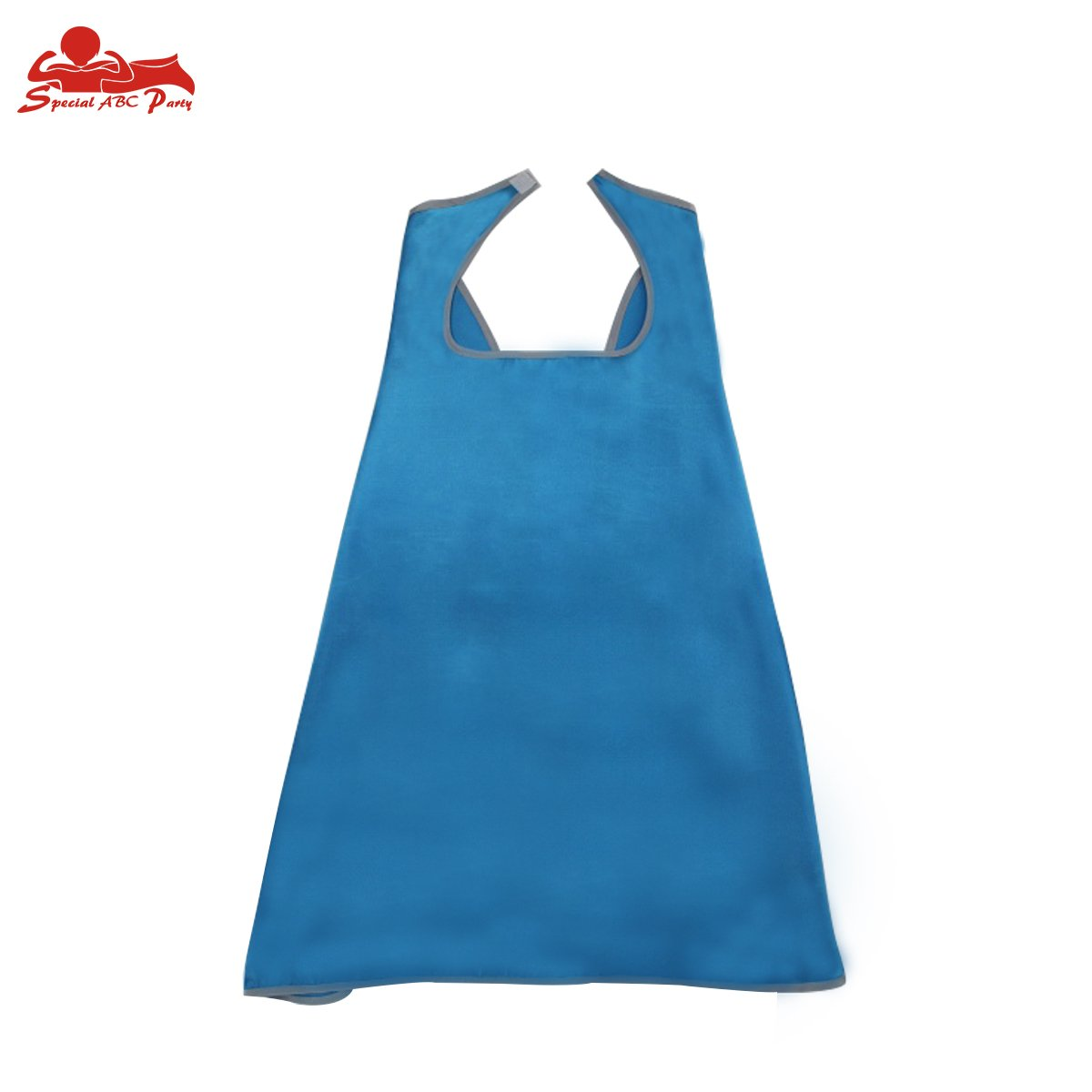 10pieces-Special Satin Boys/&Girls Superhero Cape Any Color One Side