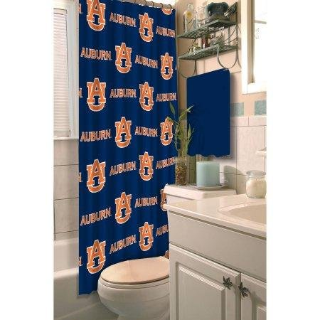 - The Northwest Company NCAA Auburn Tigers Shower Curtain