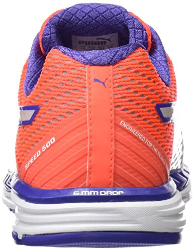 white Blast royal De Ignit Speed Puma Chaussures Entrainement 500 Blue Femme Running Rouge red PvSnWOW