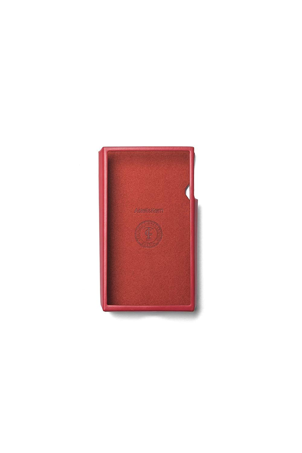 Astell&Kern A&ultima SP1000 Standard Leather Case, Sunny Red
