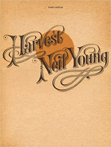 Amazon.com: Neil Young - Harvest (Easy Guitar with Notes & Tab ...