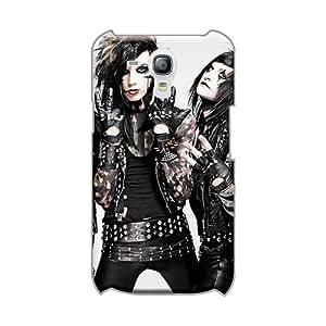 Best Hard Phone Cover For Samsung Galaxy S3 Mini (Sdg251ZZZe) Unique Design High Resolution Black Veil Brides Band BVB Skin
