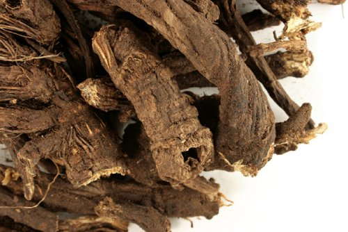 Osha Root, Osha Root Tincture | Tie Da Yin Chen Osha Herb - Effective for Lungs, Exterior Wind or Bi Syndrome - Medicinal Grade Chinese Herb - Plum Dragon (Osha Root)