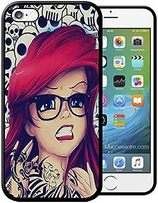 Générique Carcasa para iPhone y Samsung Ariel la Sirenita Disney ...