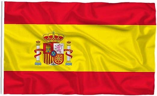 3 * 5FT Gran Gran Bandera de España España Bandera Nacional ...