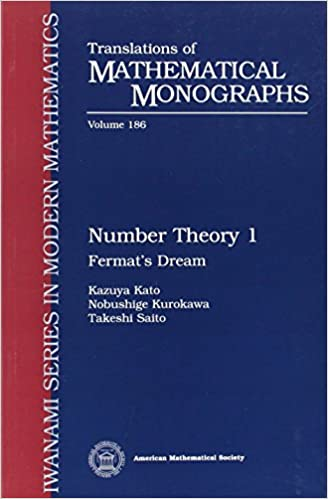Number Theory 1: Fermat's Dream (Translations of Mathematical Monographs) (Vol 1)