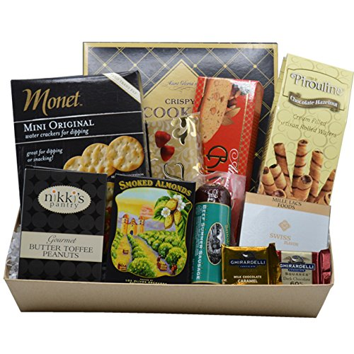 Executive Elite Gift Basket | Holiday and Corporate Gift Basket