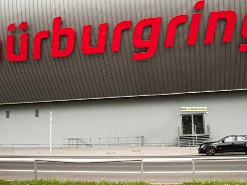 Cadillac CTS-V Wagon Storms the Nurburgring!