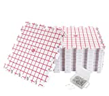 Arts & Crafts : Blocking mats for knitting, set of 9 boards with 200 T-pins and storage bag, extra thick mats, grid design