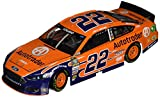 Lionel Racing Joey Logano #22 Autotrader 2015 Ford Fusion 1:24 Scale Die-cast Car