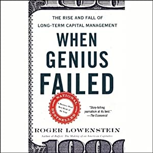 When Genius Failed Audiobook