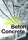 img - for Best of Detail: Beton/Concrete (German Edition) (German and English Edition) book / textbook / text book