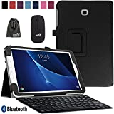 Best EEEKit Bluetooth Keyboards - Galaxy Tab A 10.1 Keyboard Case, PU Leather Review