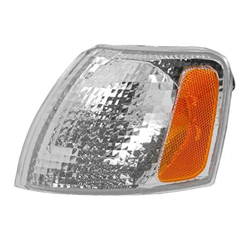 00 Volkswagen Passat Corner - Side Marker Parking Turn Signal Corner Light Driver Left LH for 98-01 Passat