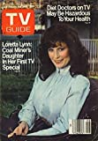 TV Guide Nov 14-20 1981 Loretta Lynn Coal Miner's Daughter