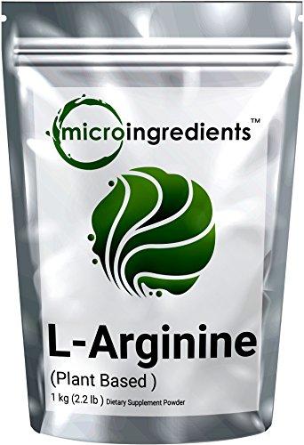 Micro Ingredients L Arginine Powder Pharmaceutical