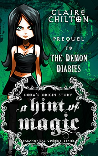 Hint Magic Paranormal Comedy Diaries ebook product image