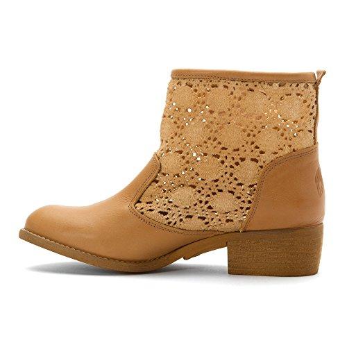 Musse & Cloud Womens Ainhoa Boots Tan nrAprvE7d0