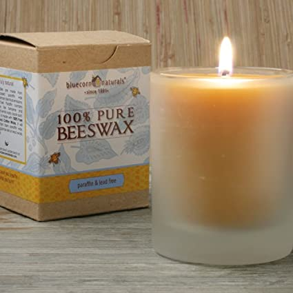 Pure Natural Beeswax Candle