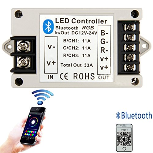 SUPERNIGHT Bluetooth Controller Suitable Operating