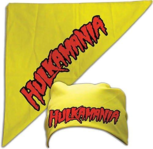 Hulk Hogan Costume Bandana Hulkamania product image
