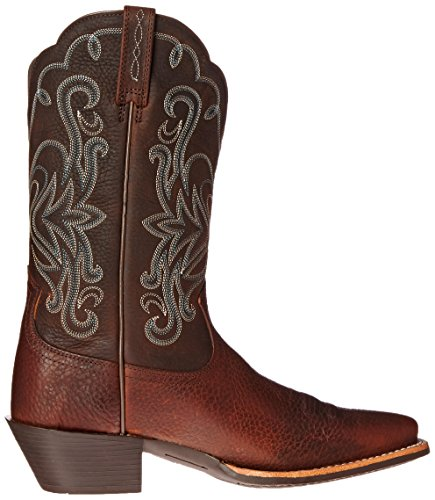 Ariat Womens Legend Western Cowboy Boot Brown Oljad Bråkiga