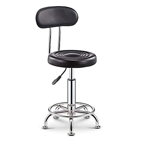 Amazon.com: Li Wei Shop Bar stools Swivel Chairs Office ...
