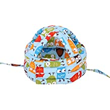 Simplicity Baby Safety Helmet Toddler Head Protection Cap Adjustable, Blue...