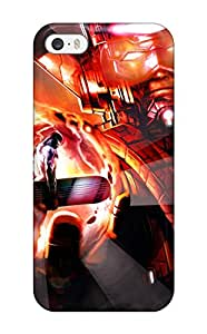 Vicky C. Parker's Shop Premium Iphone 5/5s Case - Protective Skin - High Quality For Marvel