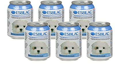 Esbilac Milk Replacer for Puppies 8oz (6 Pack) from Worldwide Sourcing