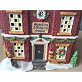 "Department 56 ""Boarding & Lodging School"" Dickens Village Retired"