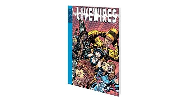 Livewires: Clockwork Thugs, Yo Digest: Amazon.es: Adam ...