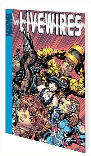 Amazon.com: Livewires Vol. 1: Clockwork Thugs, Yo ...