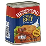 Canned & Packaged Beef