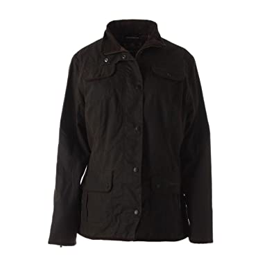 Barbour Ladies Utility Jacket Black