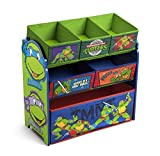 Fun Ninja Turtles Toy Storage Containers and Chest Organizer Bins for Kids Pet Toys ,Cars and Accessories - Children Home Units Solutions